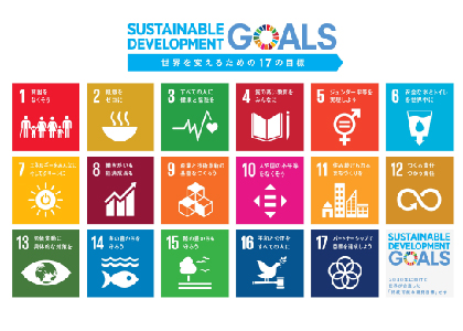 総合エネルギー提案も!SDGs